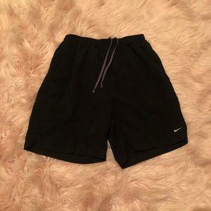 Nike Women's Black Training Shorts Size: M